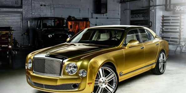 bentley-mulsanne-50-cent-zlata-folie