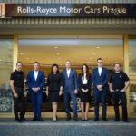 Rolls-Royce Motor Cars Prague získal ocenění za nejlepší evropské dealerství 2